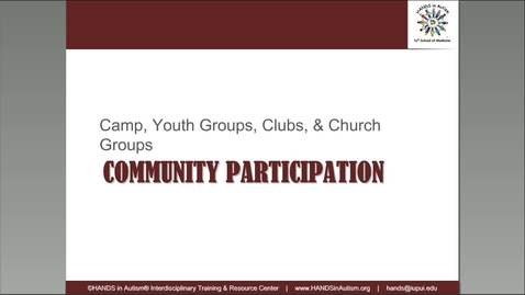 Thumbnail for entry Community Participation_July_Webinar Series