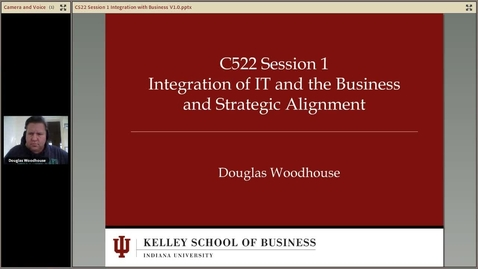 Thumbnail for entry dwoodhou MP4s_C522 Woodhouse II_C522 Session 1 Integration with the Business