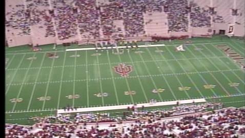 Thumbnail for entry 1995-09-09 vs Western Michigan - Pregame