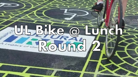Thumbnail for entry Bike 2 Lunch : Round 2