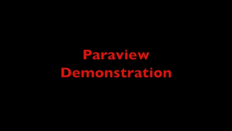 Thumbnail for entry L22 Paraview Demo