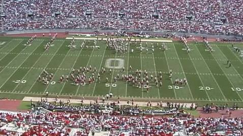 Thumbnail for entry 2002-09-28 at Ohio State - Halftime