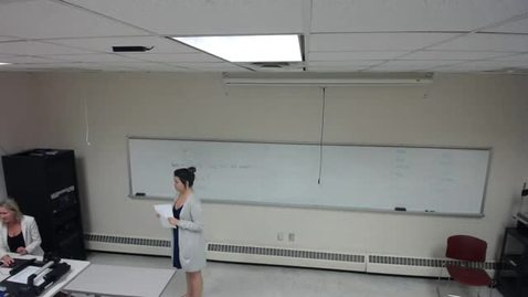 Thumbnail for entry Kaltura Classroom recording