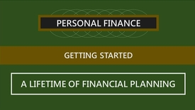 Thumbnail for entry F152 01-2 A Lifetime of Financial Planning