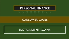 Thumbnail for entry F260 07-2 Installment Loans