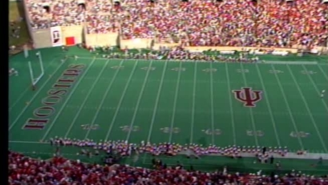 Thumbnail for entry 1988-10-29 vs Iowa - Halftime