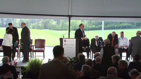 Thumbnail for entry IU Health Bloomington Hospital Announce New Health Complex