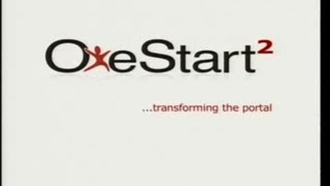 Thumbnail for entry Onestart 2...transforming the portal