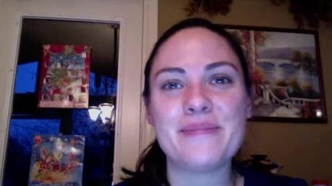 Thumbnail for entry Jennifer Putnam