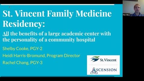 Thumbnail for entry FM SIG Residency Panel 09/10/20, St. Vincent FM Residency