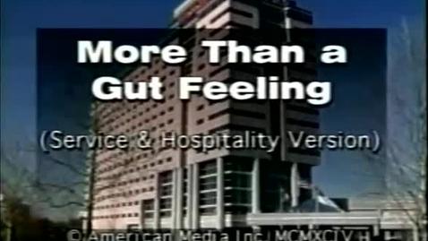 Thumbnail for entry Z445 Gut Feeling