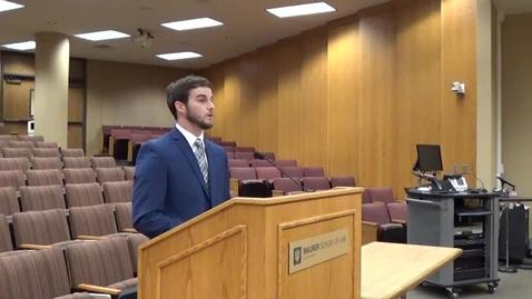 Thumbnail for entry 2017.09.07.1800 - Appellate Adv - oral argument - room 123 - Garrett Lentz