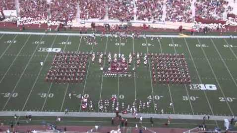 Thumbnail for entry 2012-09-01 vs Indiana State - Pregame