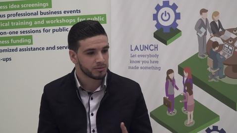 "Thumbnail for entry CIBER Focus: ""Startup Companies and Entrepreneurship in Palestine - Part 6"" with Dia'a Azzam Ihraiz - November 19, 2017"