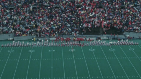 Thumbnail for entry 1977-10-15 vs Michigan State - Halftime (Homecoming)