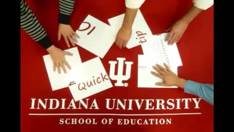 Thumbnail for entry Outlook 2010: Displaying your Photo at IU