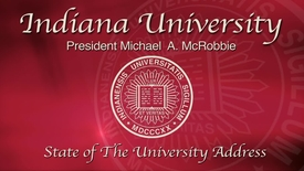 Thumbnail for entry 2011 State of the University Address