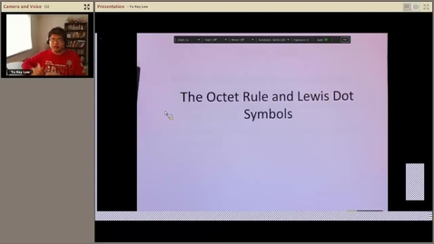 Thumbnail for entry The Octet Rule and Lewis Dot Symbols
