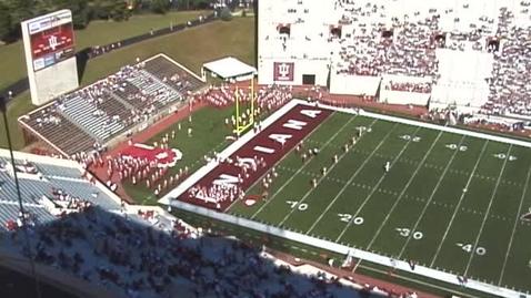 Thumbnail for entry 2003-09-20 vs Kentucky - Pregame