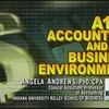 Thumbnail for channel A186+Accounting+%26+the+Business+Environment