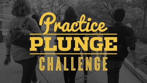 Thumbnail for entry Practice Plunge Challenge 2017