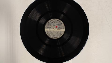 Thumbnail for entry Michigan folk songs, Series II, disc VII-A1-2, B1: [Side 2]