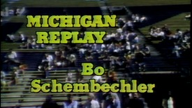 Thumbnail for entry Michigan Replay: Show #1-1976