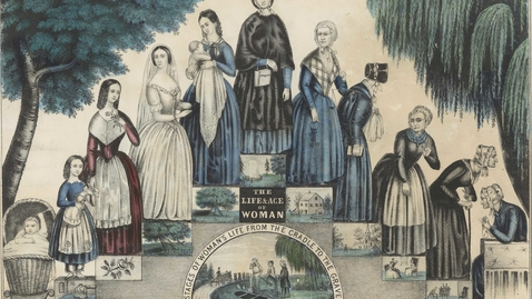 """Thumbnail for entry 2020 September 23, """"In Plain Sight: Looking for Women's History in the Archives"""" - Virtual Discover Series, Part 1/3"""