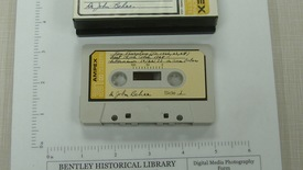 Thumbnail for entry Ken Burnley, (track, 1961-1964), Detroit MI [Side 1]