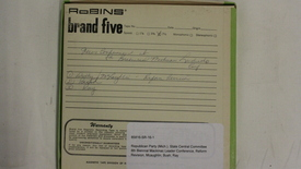 Thumbnail for entry 8th Biennial Mackinac Leader Conference, Reform Revision; McLaughlin; Bush; Ray [Part 1]