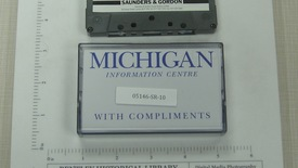 "Thumbnail for entry ""Michigan"" Foote, Cone & Belding [Side 1; no Side 2]"