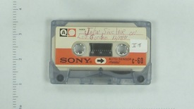 Thumbnail for entry Lou Gordon interview with John Sinclair; (Unit II, no. 8) [Side 1; no Side                 2]