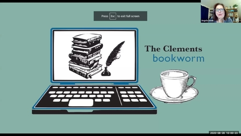 Thumbnail for entry 2020 August 28, Bookworm #22 – French and Native Americans in Early Detroit, Fellow Spotlight with Guillaume Teasdale & Andrew Sturtevant