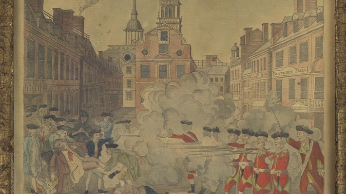 "2020 February 11, McCurdy, John, ""Quartering the British Army in Revolutionary America"""