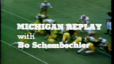 Thumbnail for entry Michigan Replay: Show #8-1975