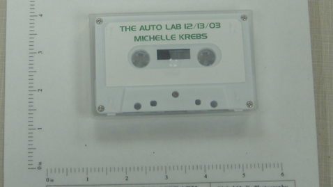 Thumbnail for entry The Auto Lab - Michelle Krebs [Side 1; no Side 2]