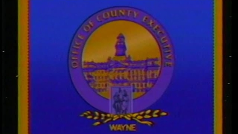 Thumbnail for entry Wayne County: A New Perspective - Concerns and Crime in Wayne County