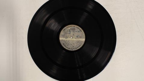 Thumbnail for entry Michigan folk songs, Series II, disc I-A1-2, B1-3: [Side 1]