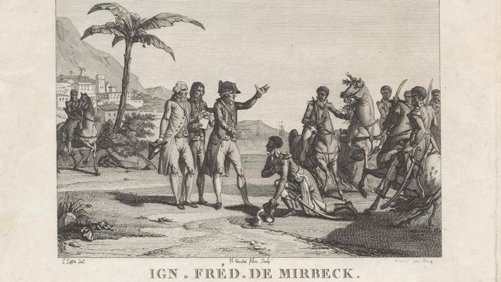 "2015 April 2, Rebecca Scott, ""Crossing the Gulf: Cuba, Louisiana, and the Diaspora of Saint-Domingue/Haiti"""