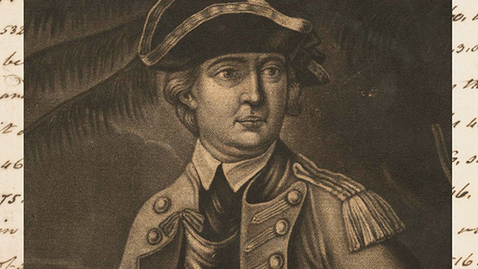 """Thumbnail for entry 2020, December 9, """"The Treasonous Correspondence of Benedict Arnold"""" - Virtual Discover Series"""