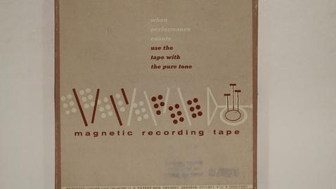 Thumbnail for entry Fred Koch; Cleon Skousen (Tape 51) [Side 1] Communism