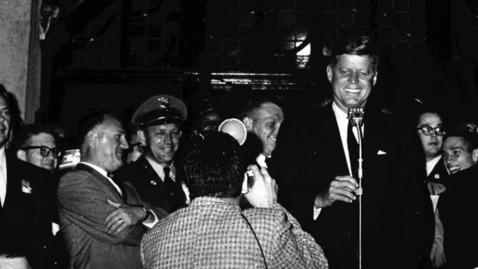 John F. Kennedy at the Michigan Union