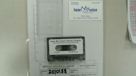 Thumbnail for entry Hear My Voice, Illinois Chapter, WJJG-AM 1530 Live Radio Broadcast [Side 1; no Side 2]