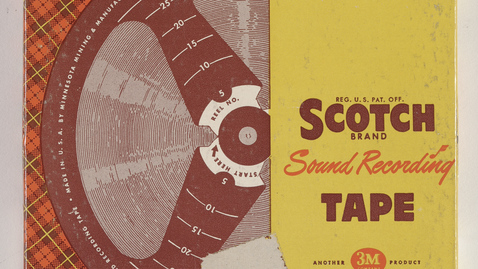 "Thumbnail for entry AFC no. SR152 (Original 7"" tape no. 88) John W. Green, Recorded at Beaver Island, Mich. [Part 1]"