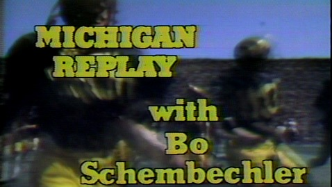 Thumbnail for entry Michigan Replay: Show #6-1977