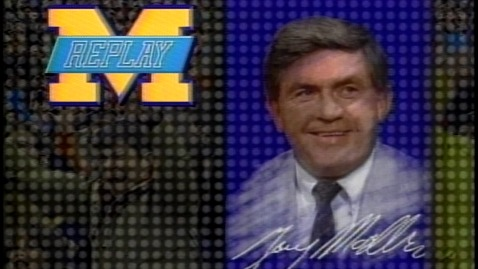 Thumbnail for entry Michigan Replay: Show #13 1992