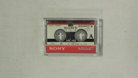 Thumbnail for entry Paul Harvey (microcassette) [Side 1]
