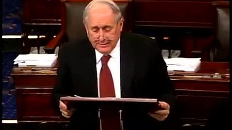Thumbnail for entry Congressional Papers, 1964-2015 > 2009-2014 > Audiovisual materials > YouTube videos > Surge the Afghan Army - Senate Speech by Senator Levin, 2009 September 11