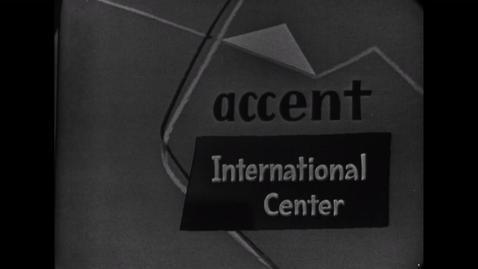 Thumbnail for entry International Student Center