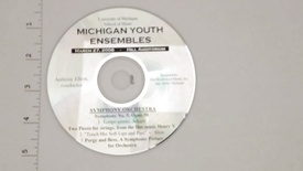 Thumbnail for entry Audio Recordings > Michigan Youth Ensembles > March 27, 2006 > Symphony                 Orchestra, Disk 3 of 3